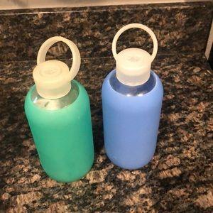 2 bkr 250ml endless refill water bottle